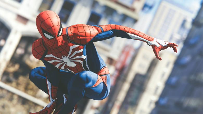 Marvels Spider Man Wallpapers in Ultra HD 4K Gameranx 3840x2160 for your Desktop Mobile Tablet