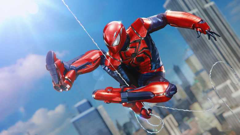 x768 Marvel Spider Man 1366x768 Resolution HD 4k Wallpapers Image Backgrounds Photos and Pictures