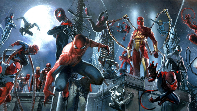 Spider Man Part Of The Marvel
