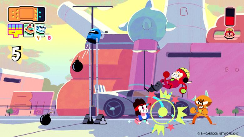 OK KO Lets Play Heroes video game keeps wallpapersafari