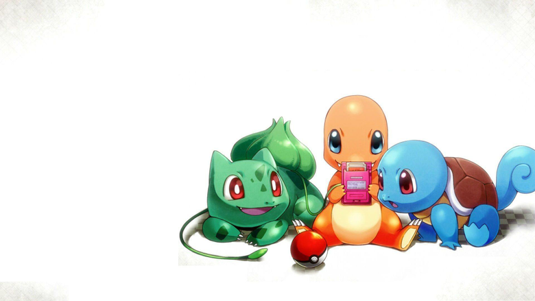 Pokemon Three Monsters HD Wallpapers Wallpapers from