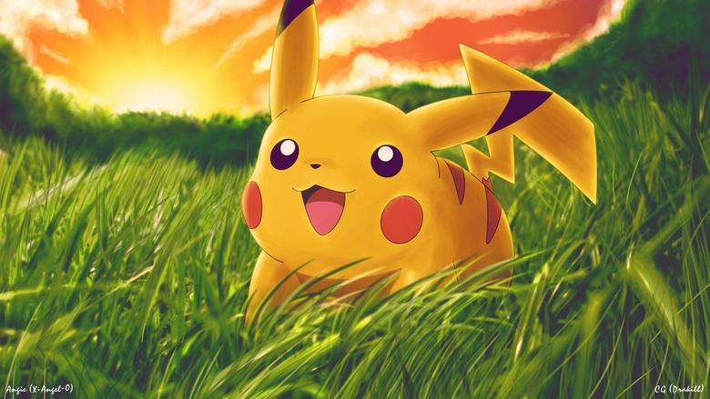 Image For Pikachu Pokemon Wallpapers