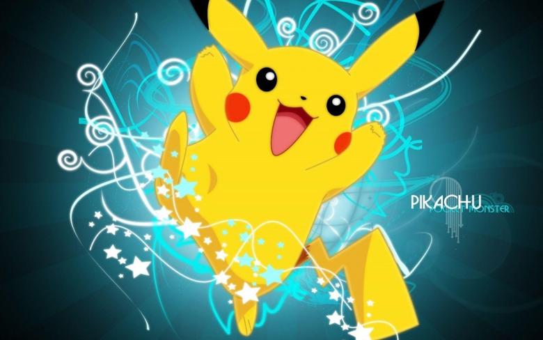 Happy pokemon