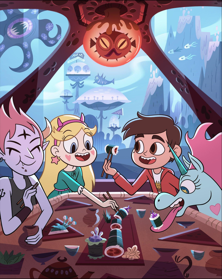 Star vs the Forces of Evil wallpapers