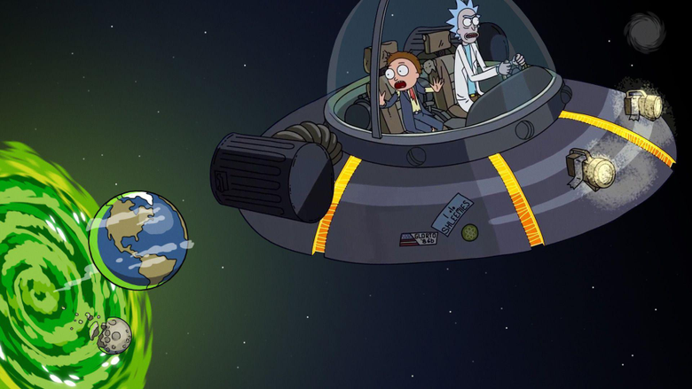 Rick and Morty Computer Wallpapers Desktop Backgrounds