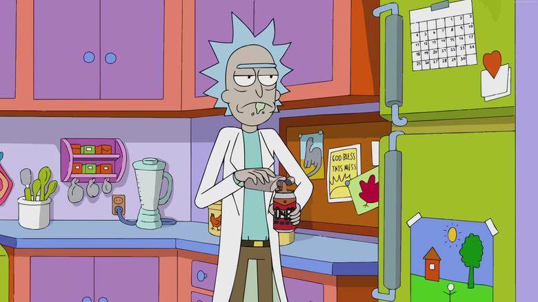 Rick and Morty Wallpaper Movies Rick and Morty rick 3 season