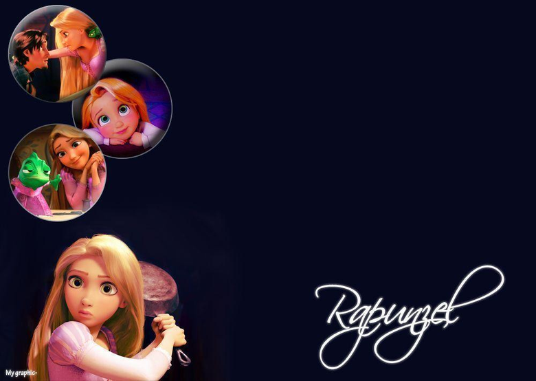 Rapunzel wallpapers for Twitter by My