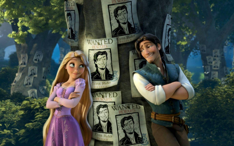 Pix For Rapunzel Wallpapers
