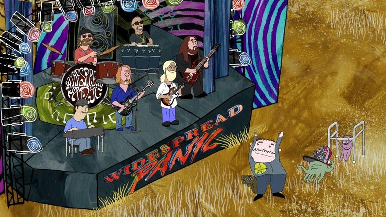 SQUIDBILLIES comedy family cartoon
