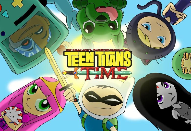 Teen Titans Wallpapers