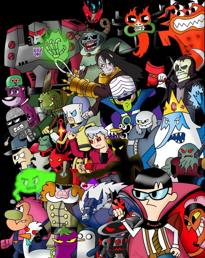 Best Cartoon Network Wallpapers