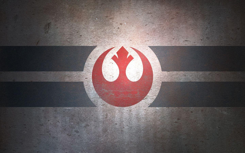 Star Wars Rebel Logo Wallpapers