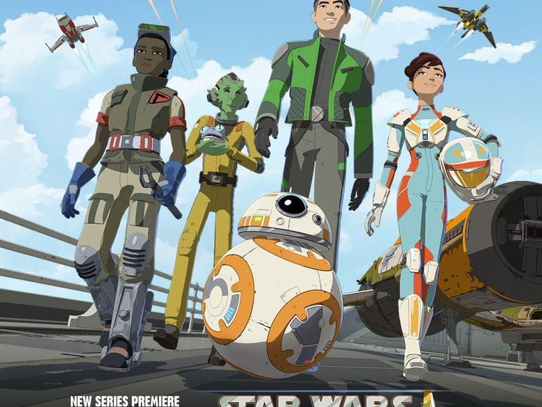 All the updates for Disney s next Star Wars animated show Star Wars