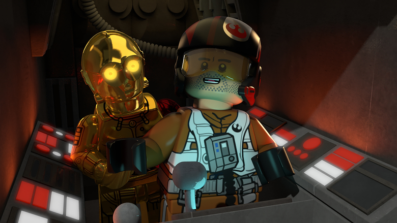 The Trailer For LEGO Star Wars The maker Adventures