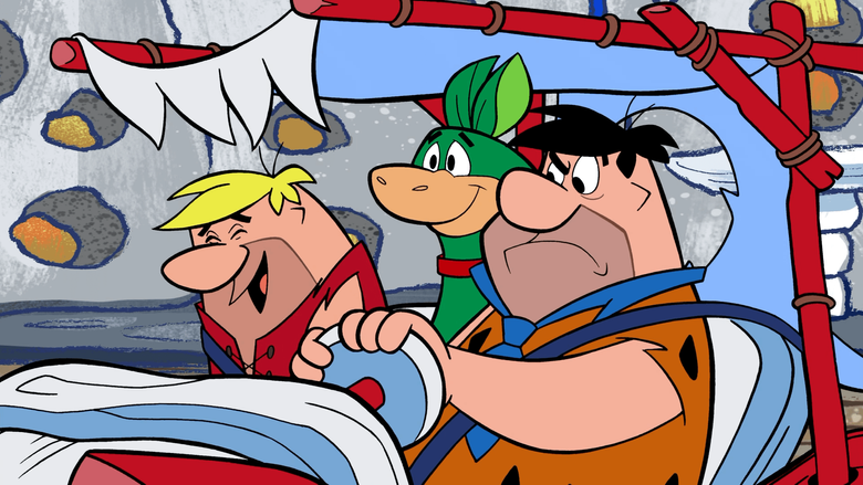 The Flintstones WWE Stone Age Smackdown