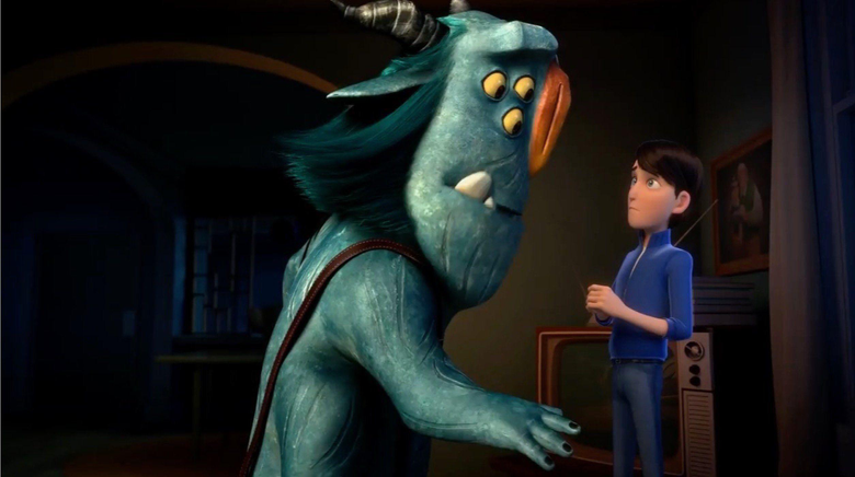 Click to View Extra Large Poster Image for Trollhunters Motion