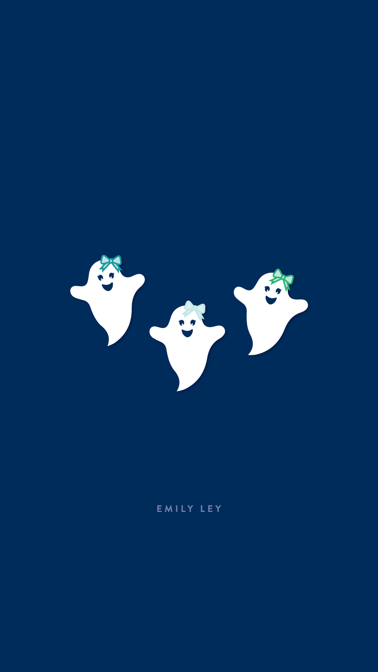 Mobile Halloween Ghost Wallpaperwalpaperlist