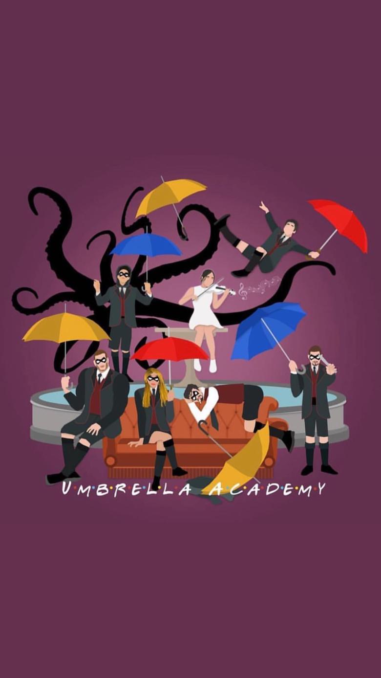 The Umbrella Academy Season 2 wallpaperaccess