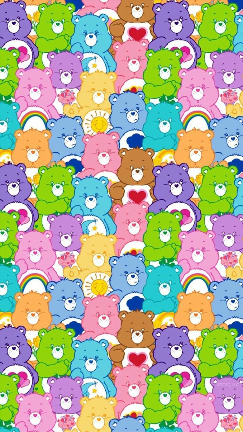 Care Bears Wallpaper Kawaii And wallpapertip