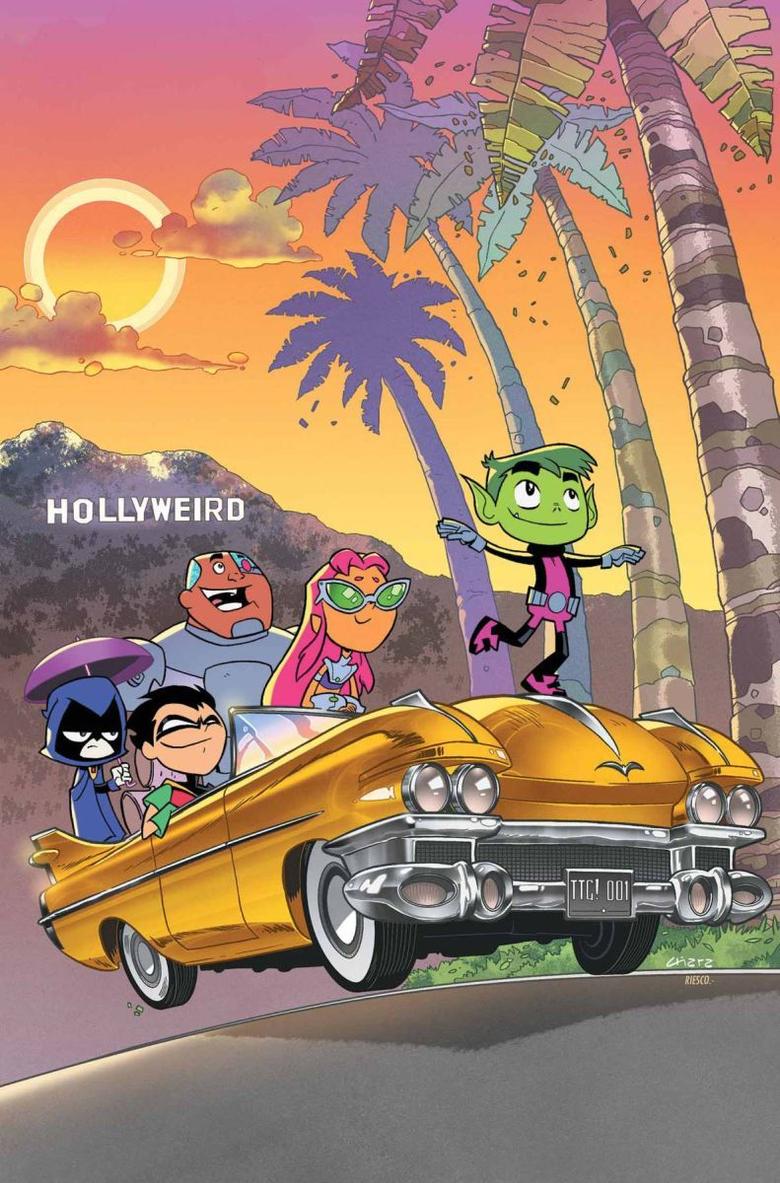 Teen Titans Go digital issue batman