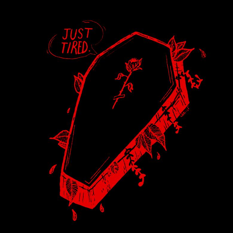 Skeleton Trippy Grunge Aesthetic novocom top