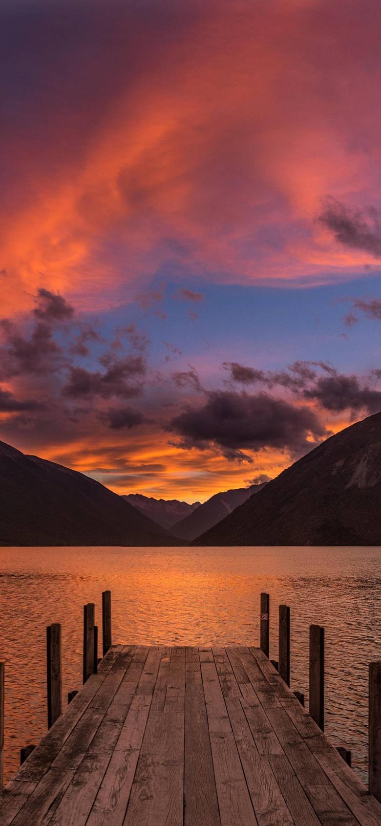 Lake Rotoiti New Zealand Wallpapers