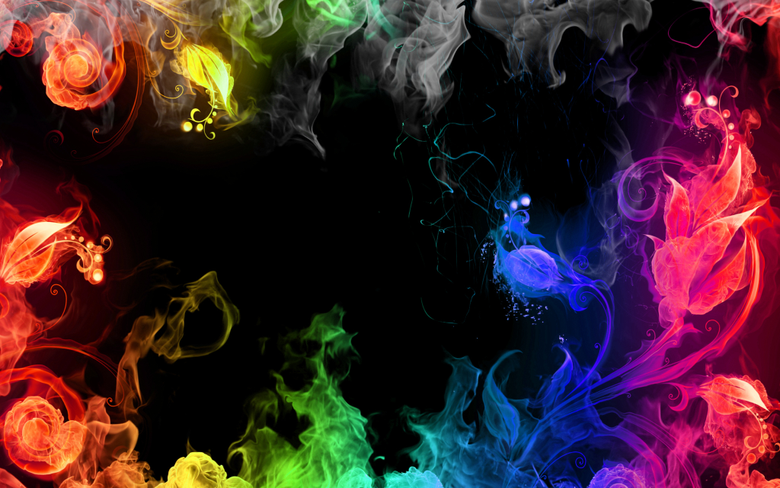 Vivid Colorful Wallpapers