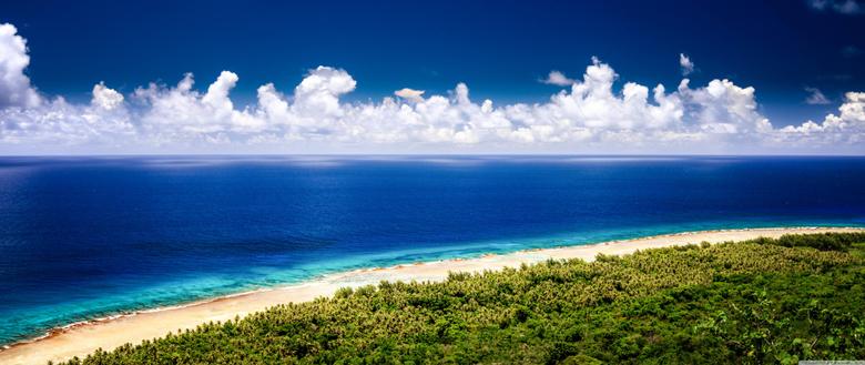 Guam Beaches 4K HD Desktop Wallpapers for 4K Ultra HD TV Wide