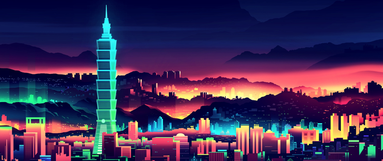Neon City Wallpapers for Desktop and Mobiles 4K Ultra HD Wide TV