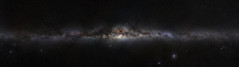 x1080 5760x1080 5120x1440 Milky Way multiwall