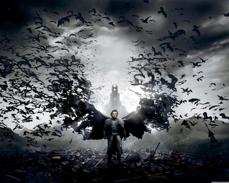 Dracula Untold Luke Evans 4K HD Desktop Wallpapers for 4K Ultra HD