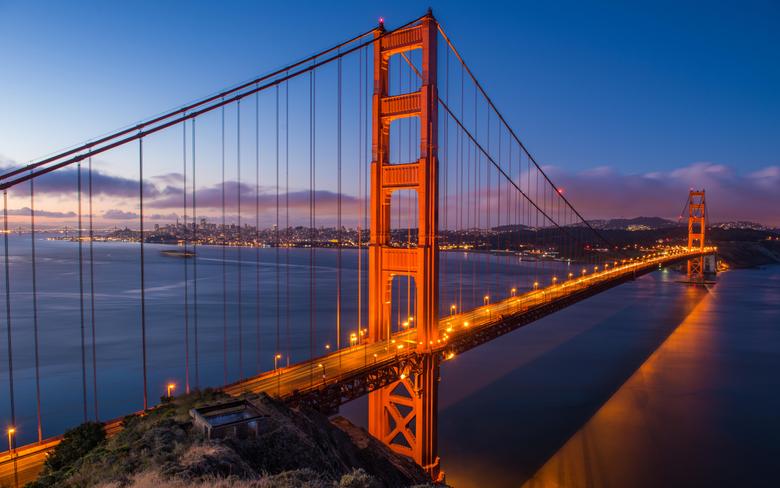 Golden Gate Bridge widescreen wallpapers