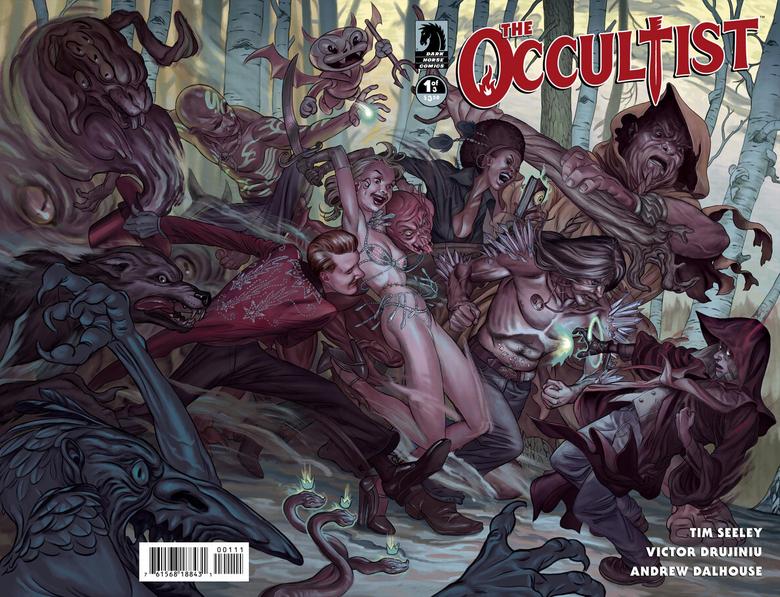 Creepy Comics Wallpapers 17