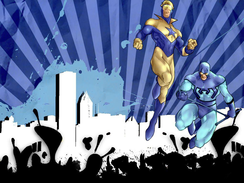 Booster Gold Wallpapers and Backgrounds Image