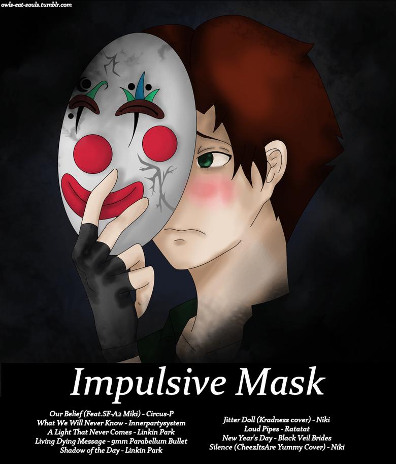 Bart Allen image Impulsive Mask