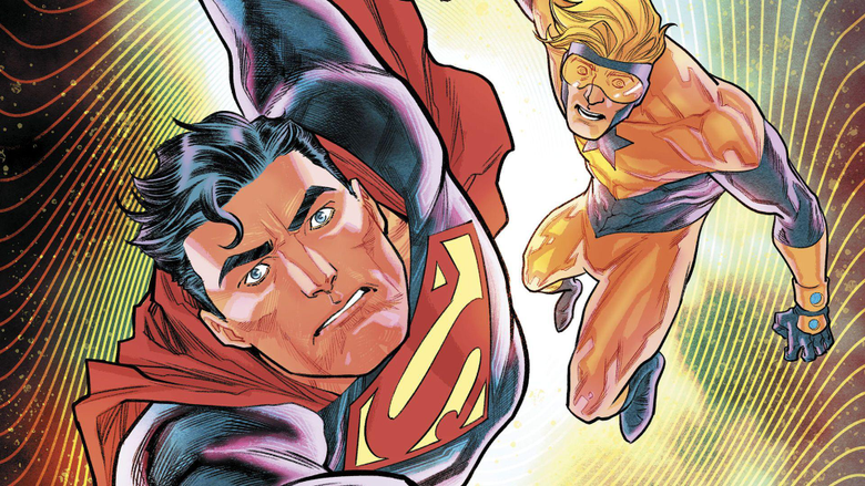 Superman Booster Gold Superman booster Gold Full Hd Wallpapers