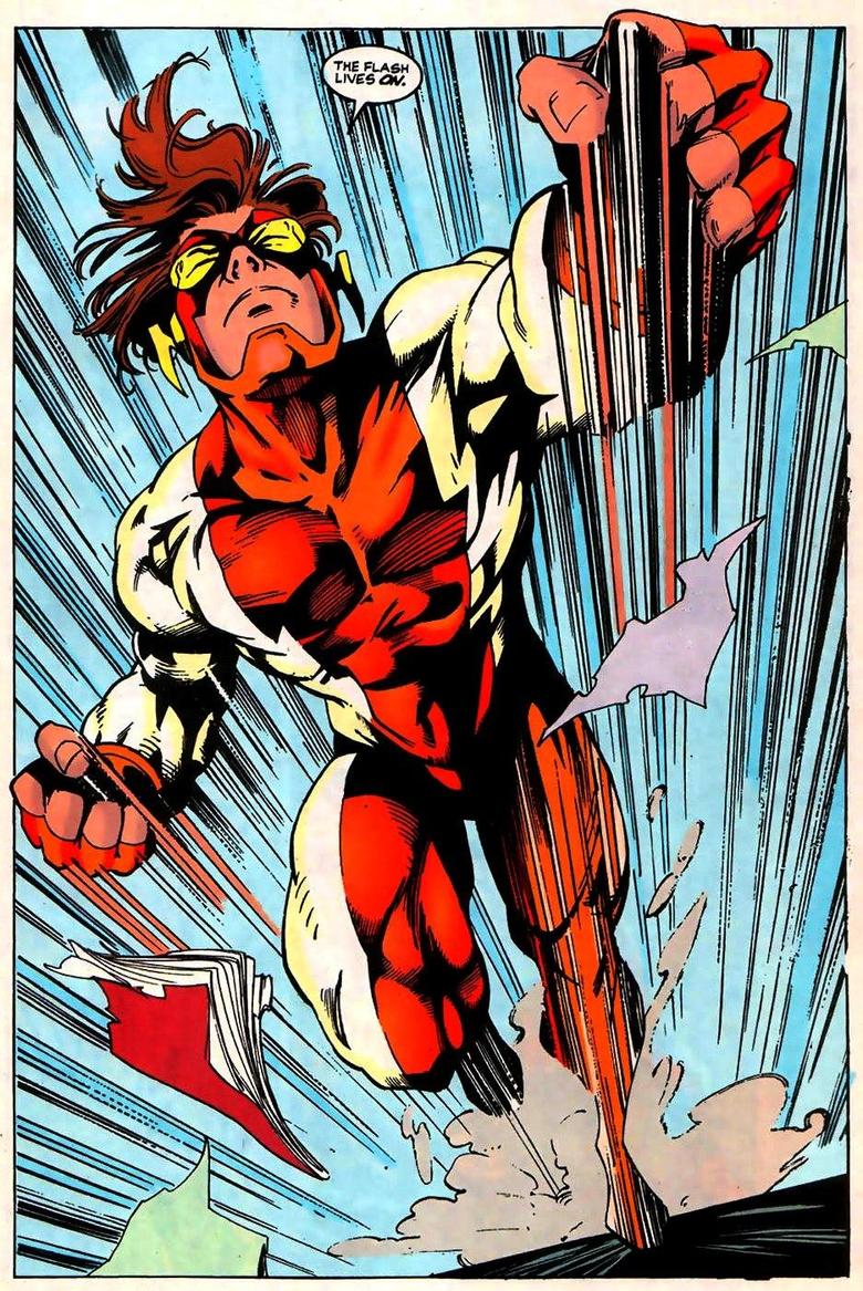 Impulse Dc Database Fandom Powered By Wikia Impulse Comics