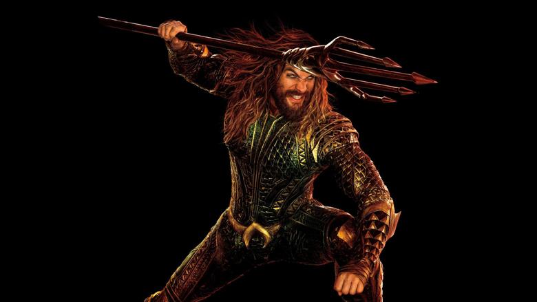 Wallpapers Aquaman Justice League Jason Momoa HD 4K Movies