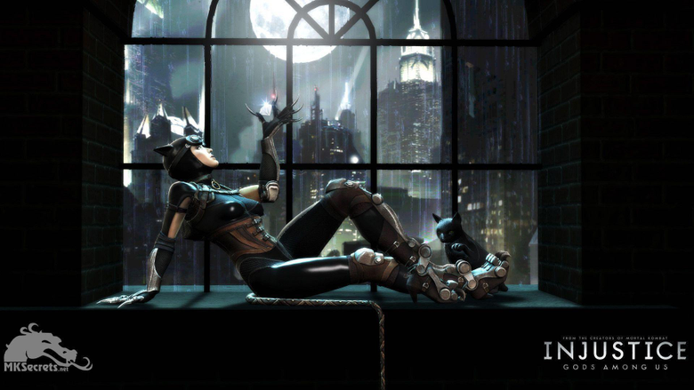 Injustice Gods Among Us Wallpapers