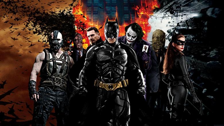 Batman Bane Joker catwoman wallpapers link