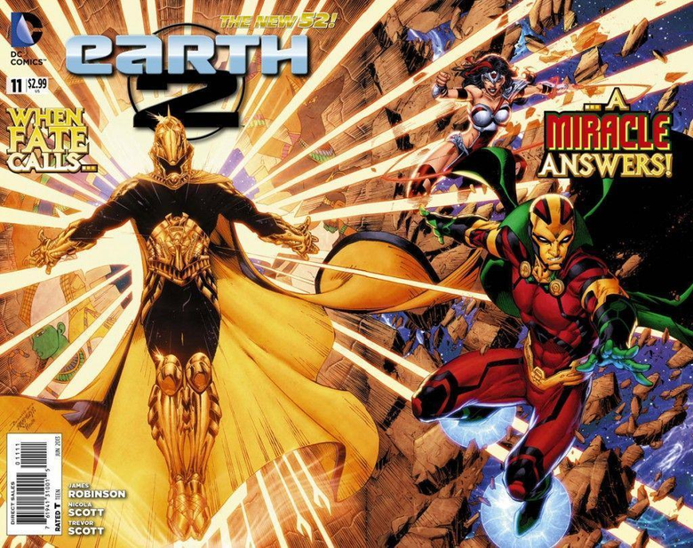 Whatever Happened To Earth 2 s Dr Fate
