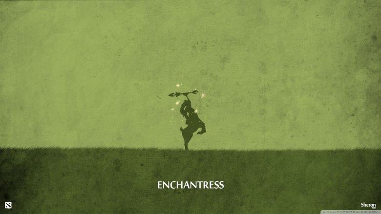 Enchantress HD desktop wallpapers High Definition Mobile