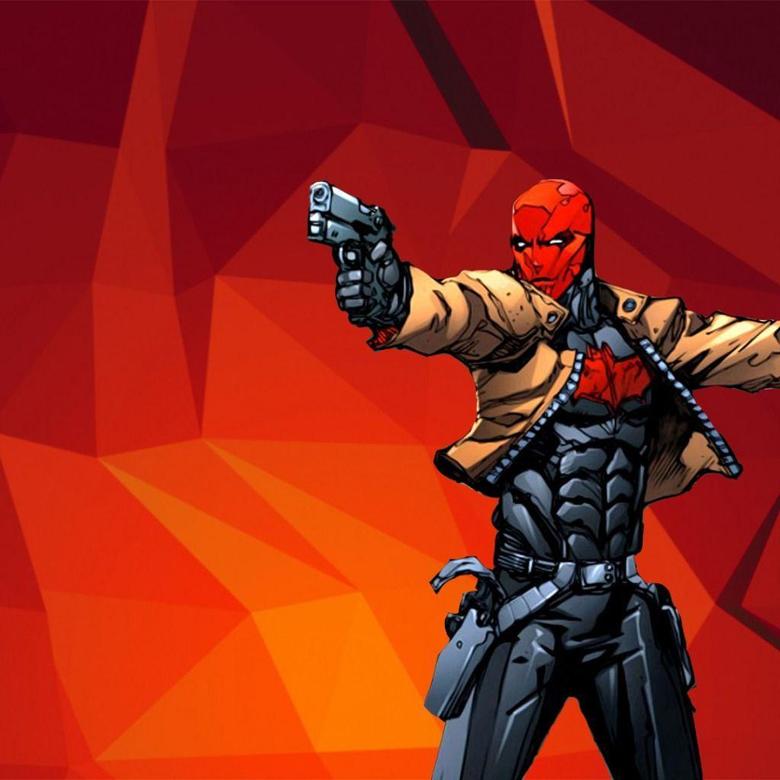 Wallpapers Jason Todd Weapons Guns Red hood Red Hood Jason