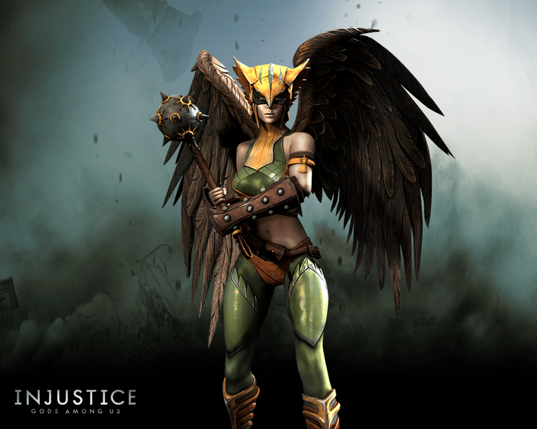 Game Art X Injustice Gods Among Us Wallpapers