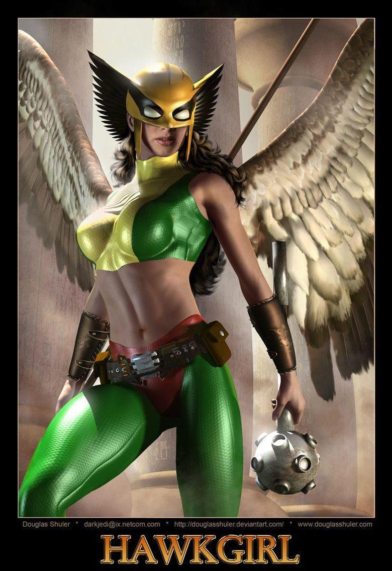 Women of DC Universe