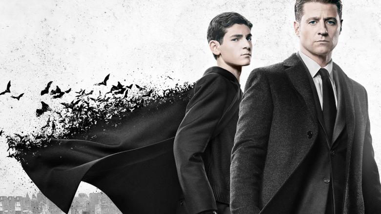 Wallpapers Gotham Season 4 David Mazouz Ben McKenzie James Gordon