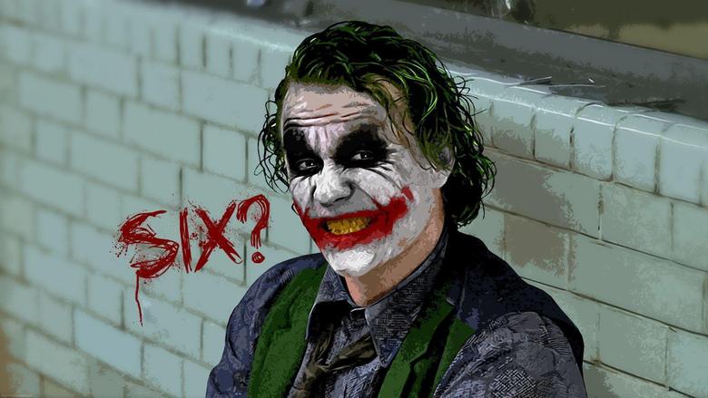 Memes For Joker Dark Knight Face Hd