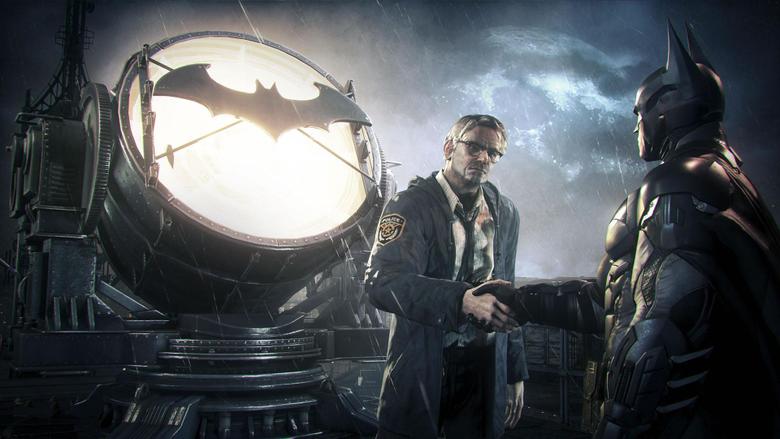 New BATMAN ARKHAM KNIGHT Image Reveal Eponymous Villain