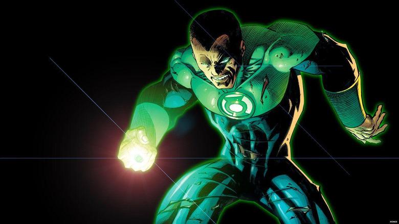 John Stewart Green Lantern Wallpapers