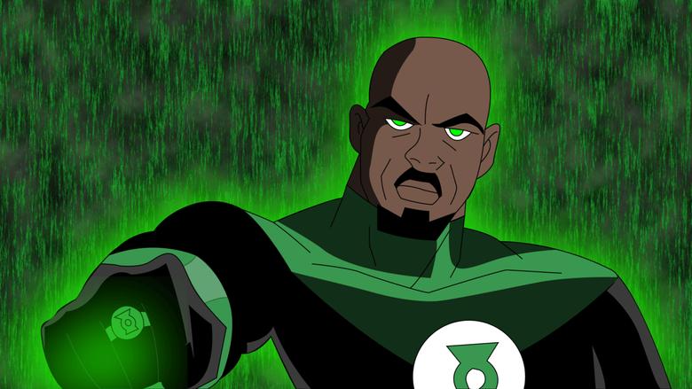 John Stewart Justice League Unlimited HD Wallpaper Backgrounds Image